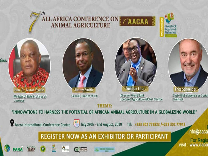 Poster of Africa Conference on Animal Agriculture