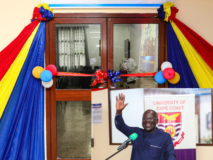 UCC INAUGURATES KNOWLEDGE COMMONS AND SCHOLARLY COMMUNICATION UNIT